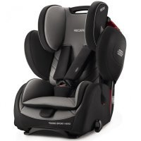 RECARO fot 9-36 Young Sport Hero Car.Black
